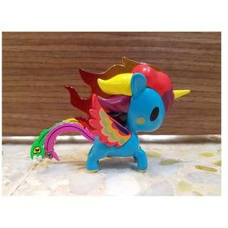 Tokidoki Unicorno Fuego Series 6 Mermicorno jujube FOB