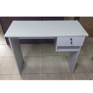 Office Table #1304 light gray
