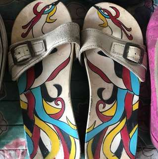 Original Happy Feet Sandals