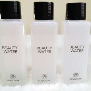 Son & Park Beauty Water 60ml (Authentic)