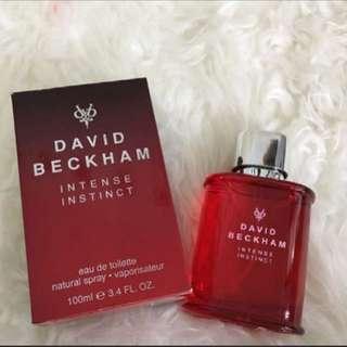 Parfume David beckham 100ml (segel)