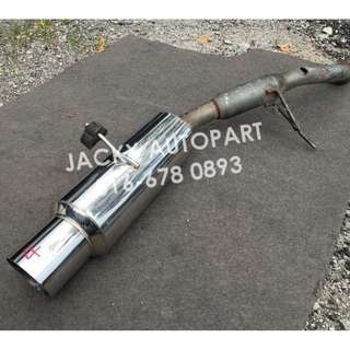 "Muffler Exhaust RSR Exmag Concept Magic 2"" Japan"