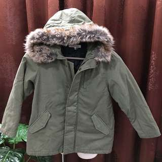 Kids Parka Winter Jacket Coat