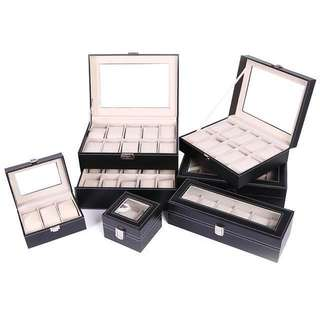 Watch Box / Watch case 2 or 3 or 6 slot