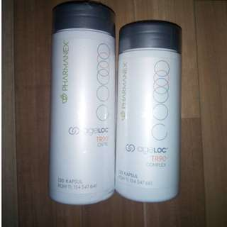 NUSKIN TR90 CONTROL AND COMPLEX