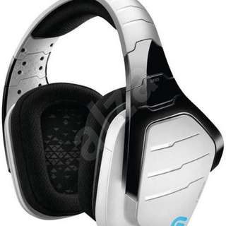 G933 Logitech Wireless Headset