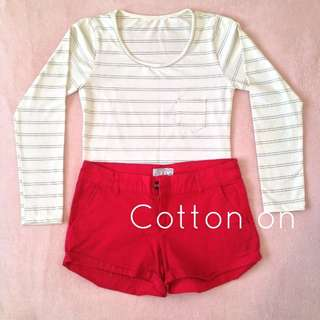F21, H&M, Cotton On, Zara (PHP50 SHORTS only) Taytay, Alabang, Manila Meetup/Delivery