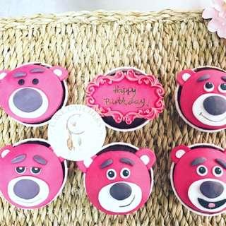 勞蘇cupcake班