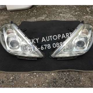 Lampu Headlamp Hid Nissan Latio C11 Tiida Japan