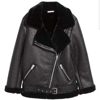 Preloved H&M Biker Jacket