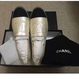 BN Chanel Espadrilles