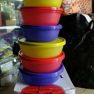 Multi bolw tupperware ORI