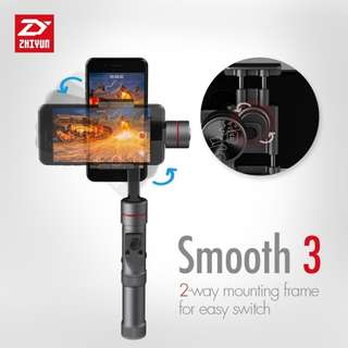 Zhiyun-Tech Smooth 3 III Smartphone Gimbal