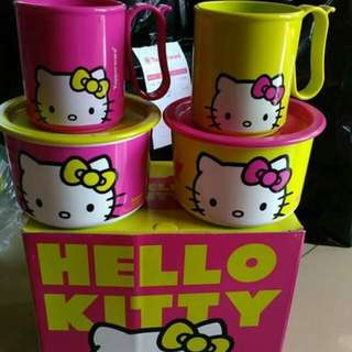 Tupperware Hellokitty