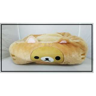 三月特價景品 寵物小型貓狗合用坐墊 40cm長 Rilakkuma(鬆馳熊、鬆弛熊、輕鬆小熊、懶懶熊、リラックマ)