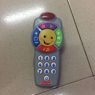 Fisher-Price W9739 Click Remote