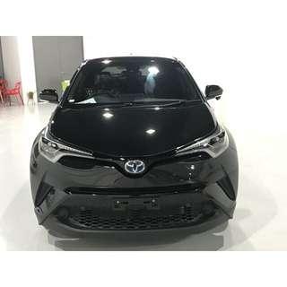 Toyota C-HR Hybrid 1.8 Auto S