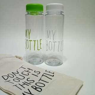 My Bottle bening + pouch 500ml