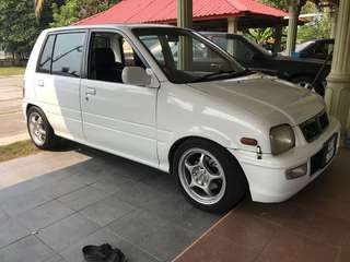 Kancil turbo L2s upgrade