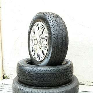 Used 185/65 R15(Sold) Kenda (2pcs) 🙋‍♂️