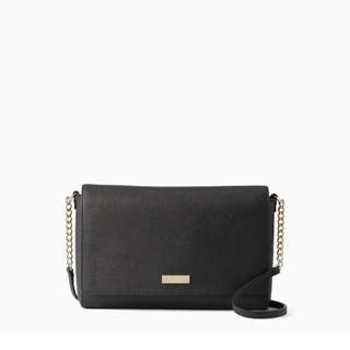 SALE Kate Spade Tilden Place Alek Crossbody Slingbag Black