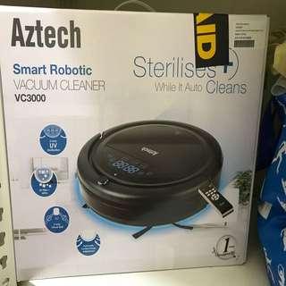 Aztech VC3000 Smart Robotic Vacuum Cleaner