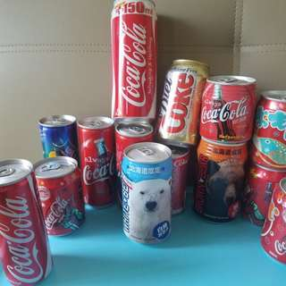全部8O元限量收藏可口可樂 搬屋清貨 不散賣