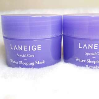 LANEIGE Water Sleeping Mask 15ml (Authentic Korean Skincare)