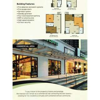"""Affordable and Accessible condo in mandaluyong  """"vista shaw condo"""" Rent to own"""