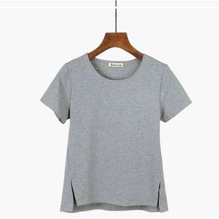 Basic Solid Color T-Shirts