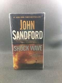 John Sanford Shock Wave Novel