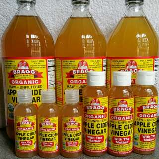 Apple Cider Vinegar 60mL (Dijamin Original)