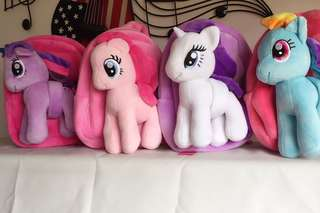 Little Pony Backpack / Small bag