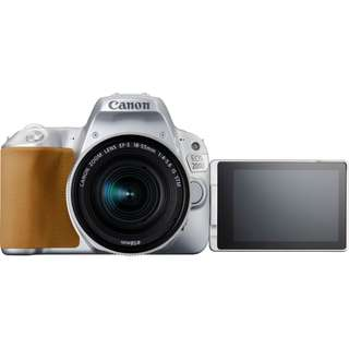 Canon EOS 200D DSLR Camera with EF-S 18-55mm STM Lens