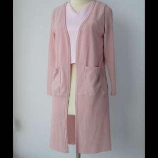Pink Korean Outer
