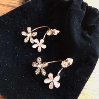 Fashion earrings (3D)