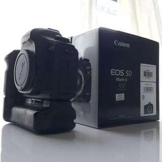 Canon 5DM2