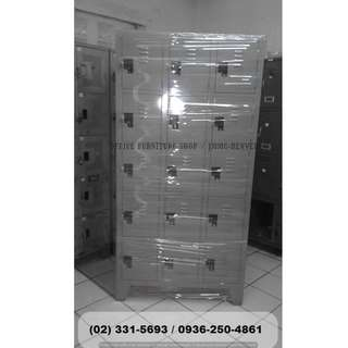 (-Steel Locker Cabinet-) Affordable Price'Office Partition