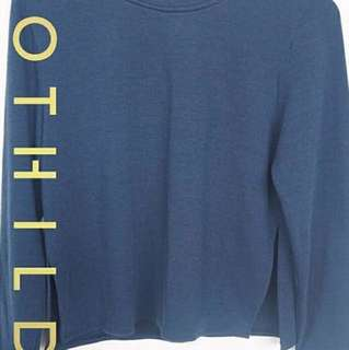 Strip Sweater