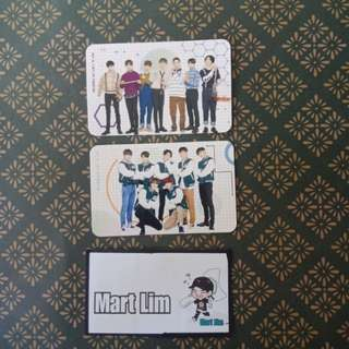 GOT7 Group Fanmeeting Photocard