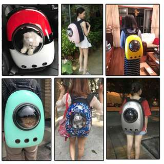 Pets Carrier - Hardcover (Type 6)