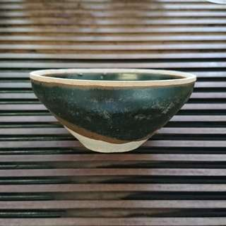 宋代 吉州窯黑釉盞(茶道)