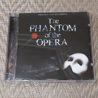 The Phantom of the Opera (2 CD)