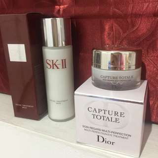 SUPER BEST DEAL DIOR & SK-II 1.8juta Ajaaa nett price