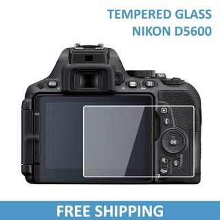 Nikon D5600 Tempered Glass Screen Protector