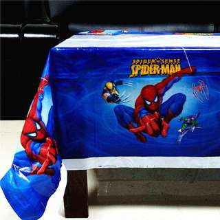 SPIDERMAN Disposable Table Cover