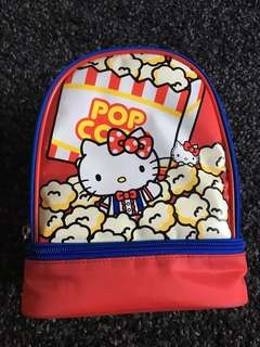 Hello Kitty Bagpack for snack box *free delivery*
