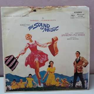 20 th Century Fox LP The Sound of Music