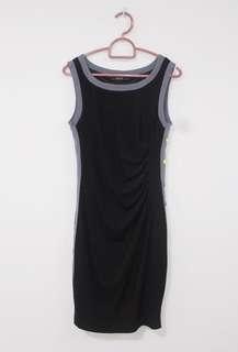 Nichii Black Dress
