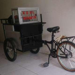 Gerobak sepeda, negotiable